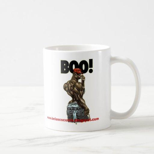 The BOO Coffee Mug!