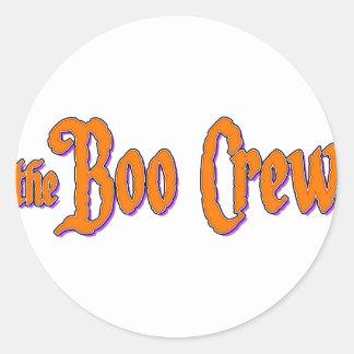 The Boo Crew Sticker