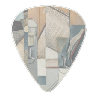 The Book, 1913 Acetal Guitar Pick
