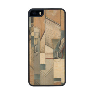 The Book 1913 Carved® Maple iPhone 5 Slim Case