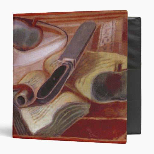 The Book, 1924 Vinyl Binder