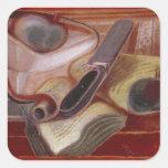 The Book, 1924 Square Sticker