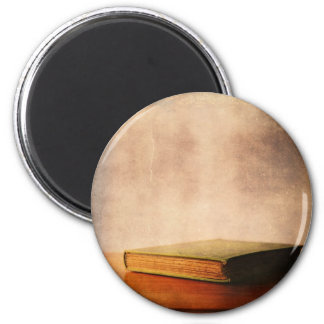 The Book 2 Inch Round Magnet