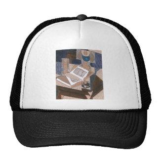 The book by Juan Gris Trucker Hat