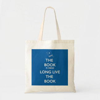 The Book Is Dead, Long Live the Book Tote Bag