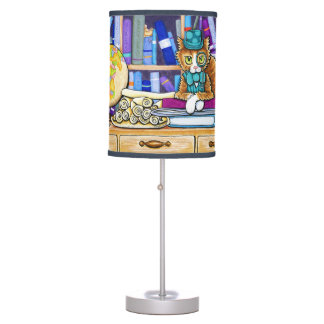 The Book Keeper Table Lamp