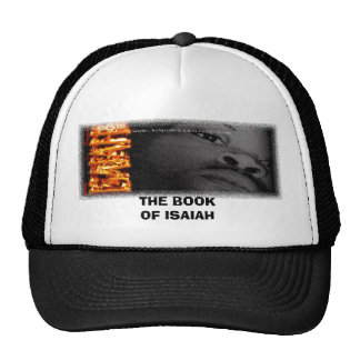 THE BOOK OF ISAIAH TRUCKER HAT