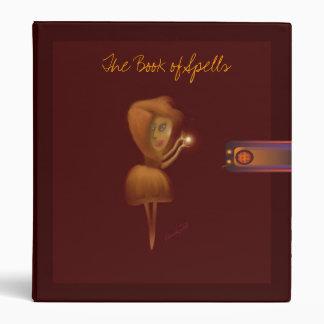 The Book of Spells Vinyl Binders