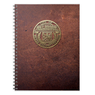 The Book of Valbrook Notebook