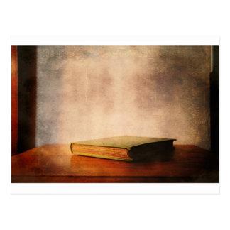 The Book Postcard