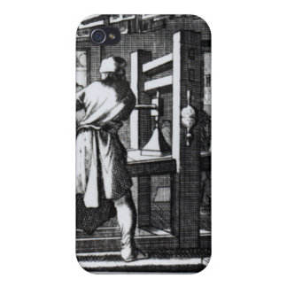 The Book Printer Case For iPhone 4