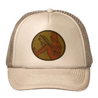 The Book Puzzler Trucker Hat
