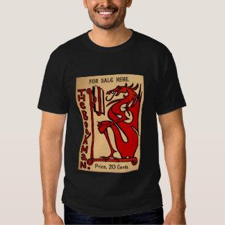 The Bookman black T-Shirt
