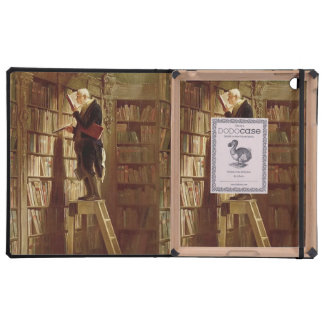 The Bookworm Case For iPad