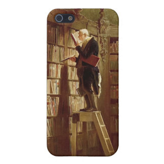 The Bookworm Cover For iPhone SE/5/5s