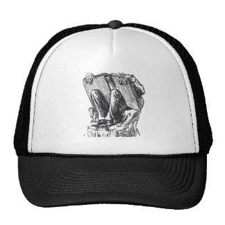 The Bookworm Trucker Hat