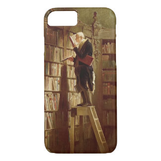 The Bookworm iPhone 7 Case
