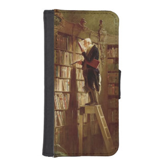 The Bookworm Phone Wallet Case