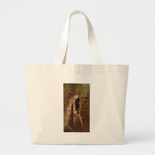 The Bookworm Tote Bags