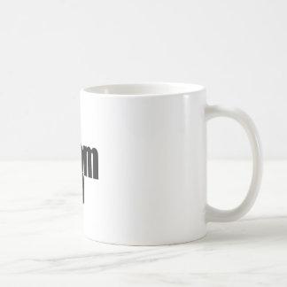 The Boom Bap front logo mug