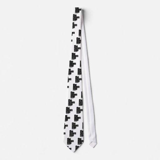 The Boom Bap neck tie