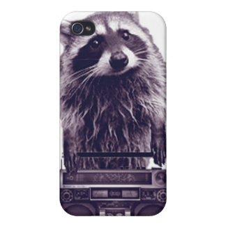 The Boom Boxer- iPhone 4 Case