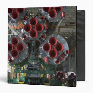 The boosters of the Soyuz TMA-14 spacecraft Vinyl Binders