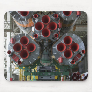 The boosters of the Soyuz TMA-14 spacecraft Mouse Pad