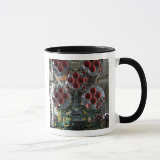 The boosters of the Soyuz TMA-14 spacecraft Mug