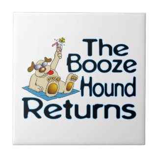 The Booze Hound Returns Tile