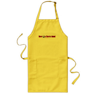 "The BOPI ""MotivAPRON"" Long Apron"