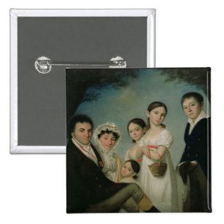 The Boratynsky Family, 1816 Button
