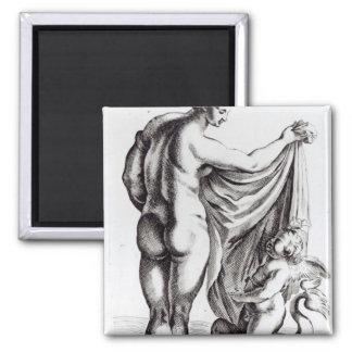 The Borghese Venus, c.1653 Magnet