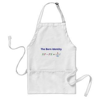 The Born Identity Adult Apron