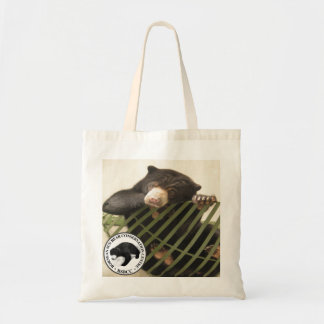 The Bornean Sun Bear Conservation Centre Budget Tote Bag