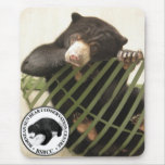 The Bornean Sun Bear Conservation Centre Mouse Pad