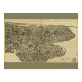 The Borough of Brooklyn, New York (1897) Postcard