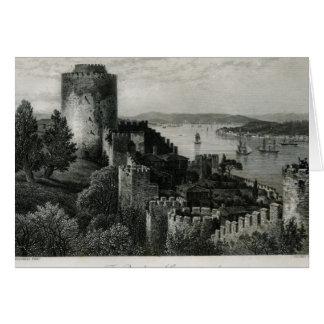 The Bosphorus, Constantinople Card