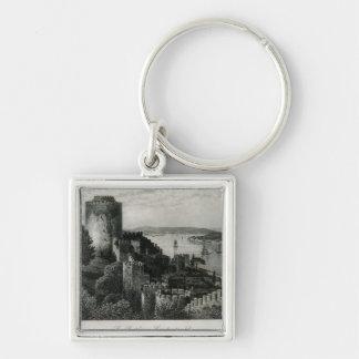 The Bosphorus, Constantinople Keychain
