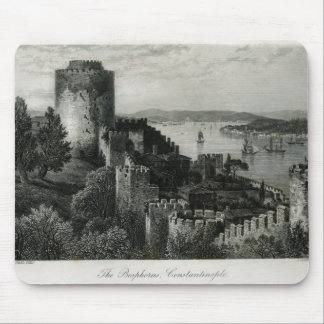 The Bosphorus, Constantinople Mouse Pad