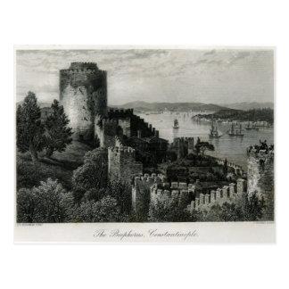 The Bosphorus, Constantinople Postcard