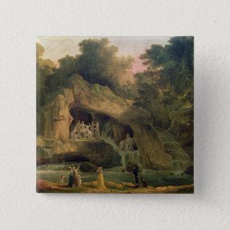 The Bosquet des Bains d'Apollo Button