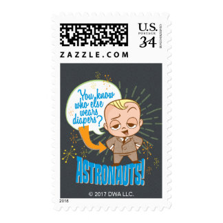 The Boss Baby | Astronauts Postage