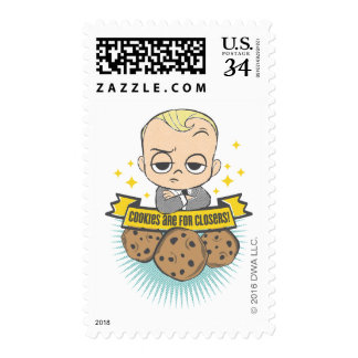 The Boss Baby | Baby & Cookies are for Closers! Postage