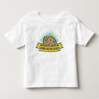 The Boss Baby | Cookies are for Closers! Toddler T-shirt