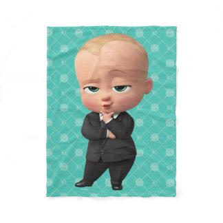The Boss Baby | I am the Boss! Fleece Blanket