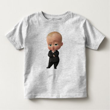 Toddler & Baby themed The Boss Baby | I am the Boss! Toddler T-shirt