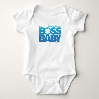 The Boss Baby Logo Baby Bodysuit