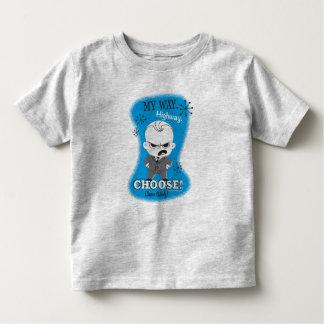 The Boss Baby   My Way. Highway. Toddler T-shirt