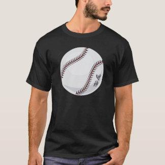 The Boss Baseball theme T-Shirt
